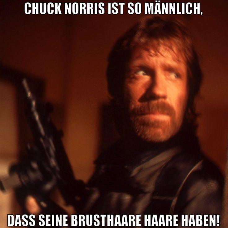 Chuck Norris Ist So Männlich