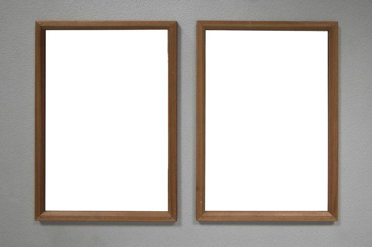Pair Of Peder Moos Mirrors