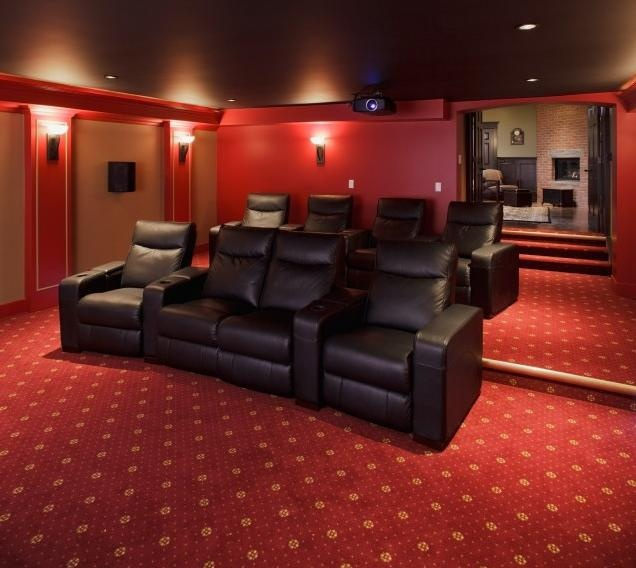 Home Theatre Design Ideas: 1000+ Images About Home Movie Theater Design Ideas On