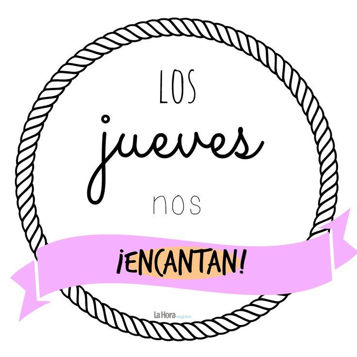 #Jueves