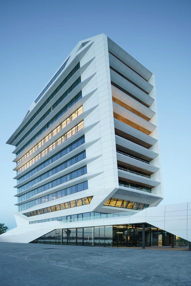 nice Calvin Klein HQ | MVSA Architects Check more at http://www.arch2o.com/calvin-klein-hq-mvsa-architects/