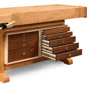 bench tool storage