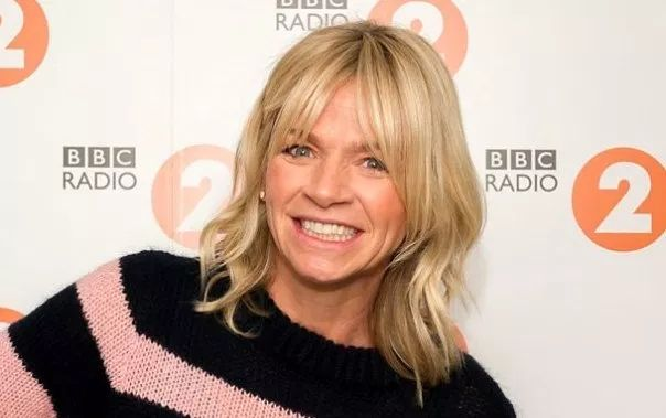 Respect To Zoe Ball For Her First Bbc Radio 2 Breakfast