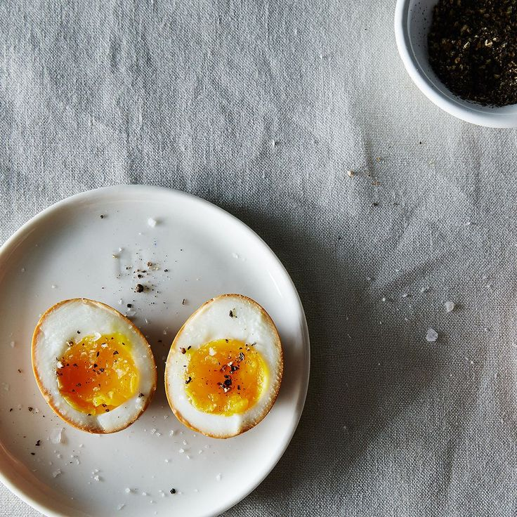 Momofuku's Soy Sauce Eggs Recipe on Food52 recipe on Food52