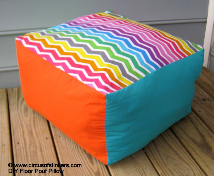 Easy Diy Floor Pillows : 10 best images about Floor Pillows on Pinterest Floor cushions, Creative and Dog beds
