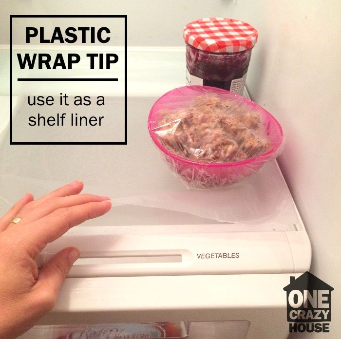 12 Smart Ways to Use Plastic Wrap - Wrapped in Rust