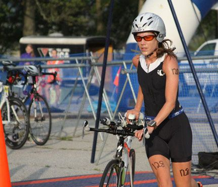 Best Triathlons for Beginners: Y Tri Series in various cities #SelfMagazine