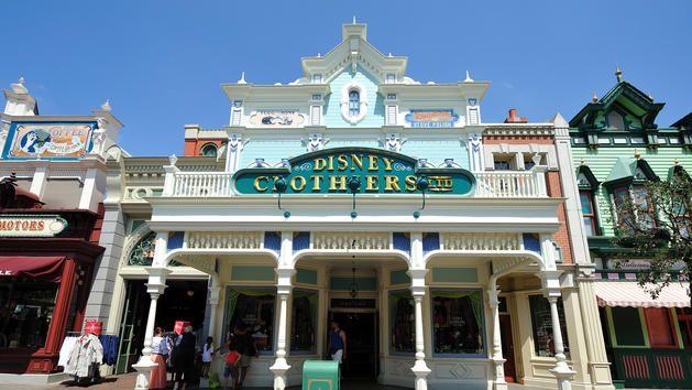 Disney Clothiers, Ltd. | Winkels Disneyland Paris | Disneyland Paris