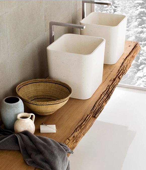 banheiro design de madeira2