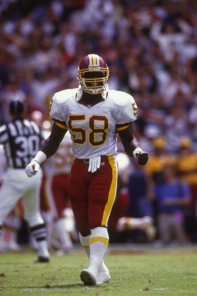 Wilbur Marshall, Linebacker, Washington Redskins