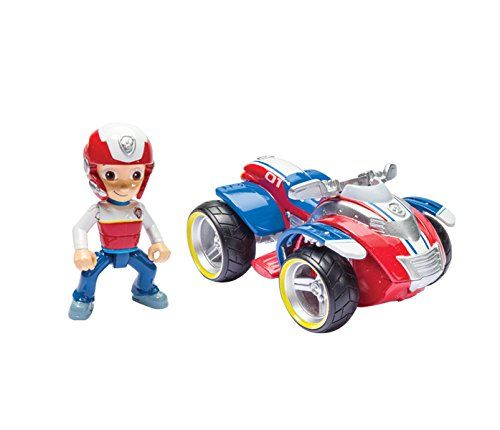 Paw Patrol Ryders Rescue ATV: Amazon.co.uk: Toys & Games
