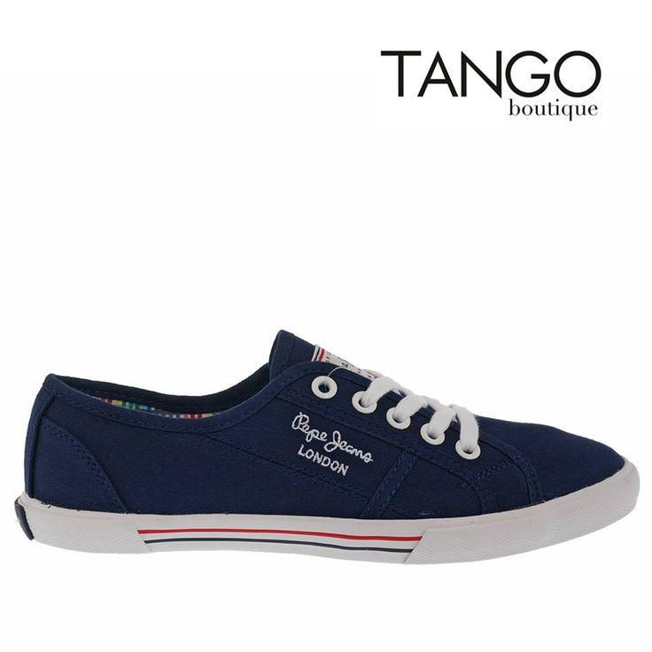 Πάνινο sneaker Pepe Jeans PLS30500 Κωδικός Προϊόντος: PLS30500 blue  Για την τιμή και τα διαθέσιμα νούμερα πατήστε εδώ -> http://www.tangoboutique.gr/.../panino-sneaker-pepe-jeans...  Δωρεάν αποστολή - αντικαταβολή & αλλαγή!! Τηλ. παραγγελίες 2161005000
