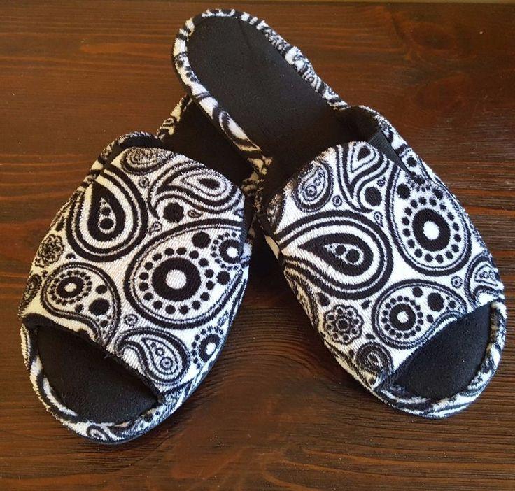 The 25+ best Dearfoam slippers ideas on Pinterest | Jeggins de tul ...