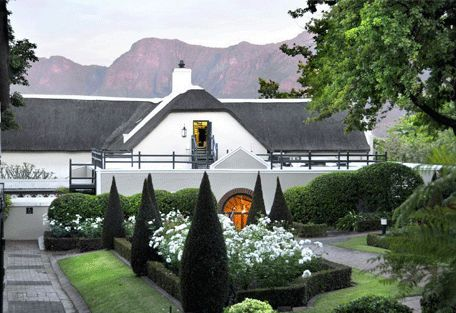 www.sunsafaris.com #Grande #Roche #Hotel #paarl #south #africa #cape #town #exterior #winelands