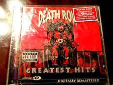 "(((( Death Row: Greatest Hits )))) ""2Pac"", Snoop Dogg,""Dr. Dre"" NEW Double-Disc"