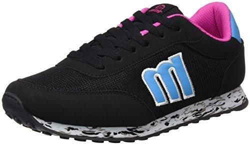 Oferta: 29.9€. Comprar Ofertas de MTNG Attitude Funner Chica, Zapatillas de Deporte para Mujer, Negro (Raspe Negro), 40 EU barato. ¡Mira las ofertas!