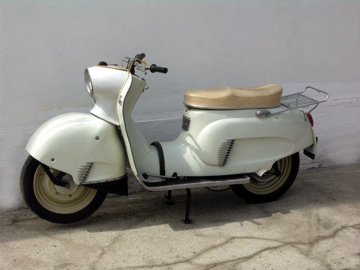 1959 Skuter Osa M-50