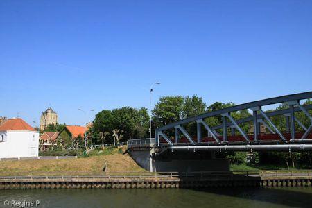 Le pont de Watten