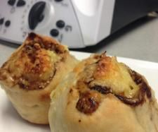 Recipe Vegemite and Cheese Scrolls by Messy Nessy - Recipe of category Breads