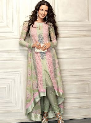 stylish clothes for older women   Pakistani Casual Dresses 2013 Pictures Designs Clothing Girls Women .. very pretty .