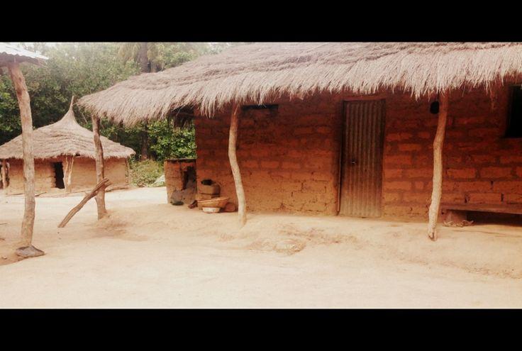África; Guiné-Bissau; casa