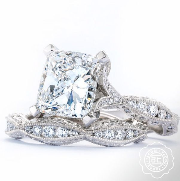 Fit for Tacori RoyalT. Discover the engagement ring of your wildest dreams!