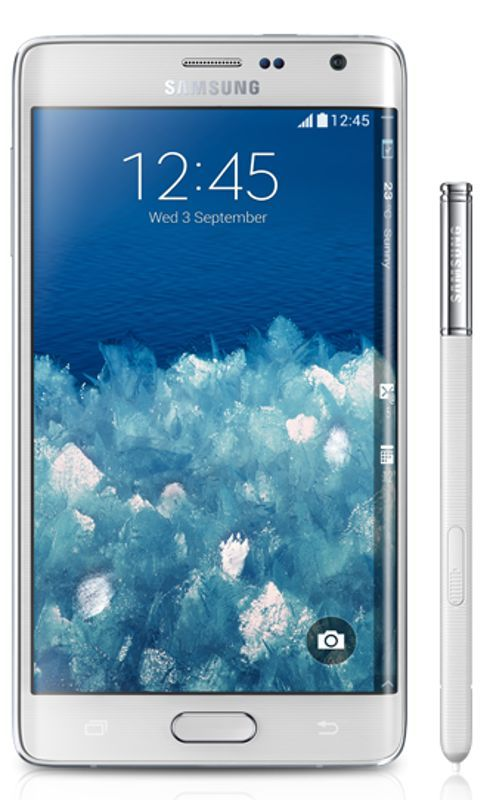 Samsung Galaxy Note Edge is set for pre order now on infibeam.com  grab this model today ..
