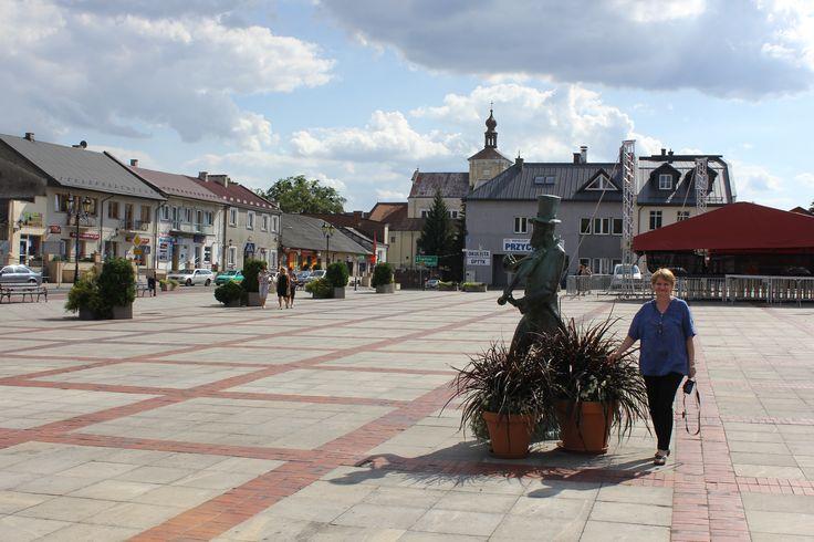 Szczebrzeszyn w Województwo lubelskie
