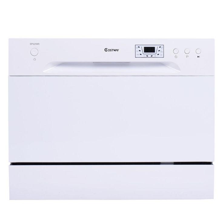 ... Zanussi Ds11 Compact Dishwasher. Teco 55cm Compact Dishwasher White