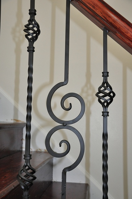 wrought iron balusters richmond...    Please Share, Repin and Like Thanks