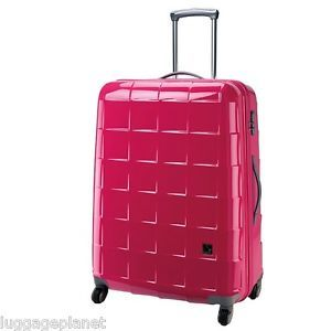 "Antler Luggage Camden Town 32"" Rolling 8 Wheeled Spinner Pink 3296102022 