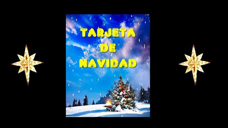 Feliz navidad tarjetas de navidad postales de navidad - Feliz navidad frases ...