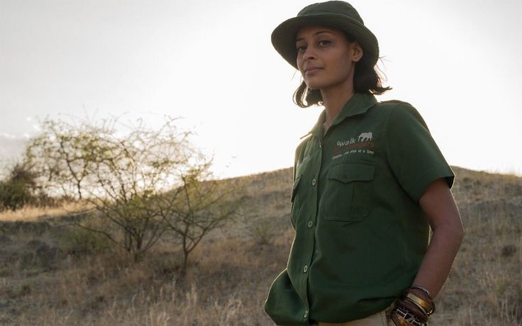 <p>Seeing as wildlife rangers are typically overlooked or underappreciated for their courageous efforts, we are glad to see a public personality bringing rangers into the spotlight. This person is Raabia Hawa, a former fashion model and TV and radio personality who is now an Honorary Warden with the Kenya Wildlife Service.</p>