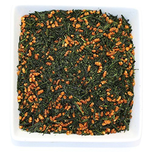 Tealyra  Imperial Gyokuro With Roasted Brown Genmaicha Rice Japanese Loose Leaf Green Tea  Organic 7oz  200g -- You can find more details by visiting the image link.Note:It is affiliate link to Amazon. #success