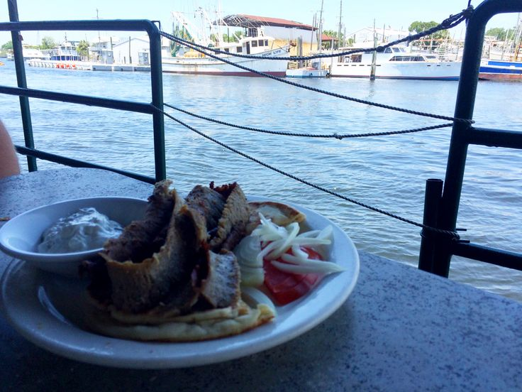 Lunch On The Water At Dimitri S In Tarpon Springs