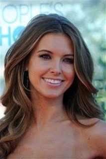 balyage highlights look great on brunettes! #judyjetsonhair