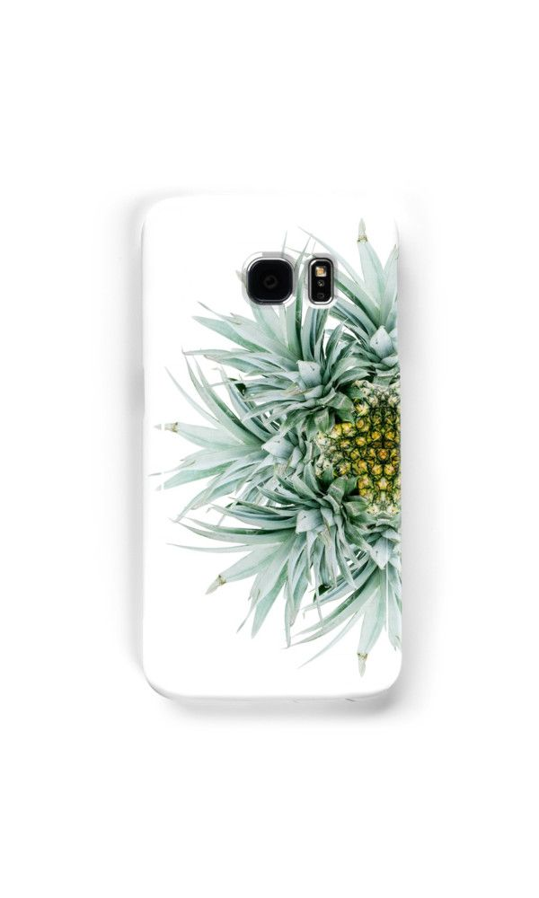 Modern Abstract Pastel Tropical Pineapple by #PrintsProject #pineapple