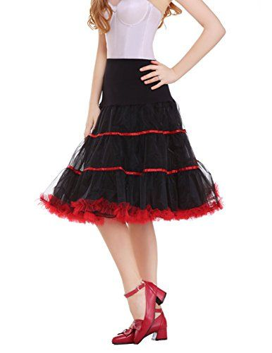 50's Vintage Rockabilly Net Petticoat Skirt Tutu For Rockabilly Dress - See more at: http://45.gs/2wty