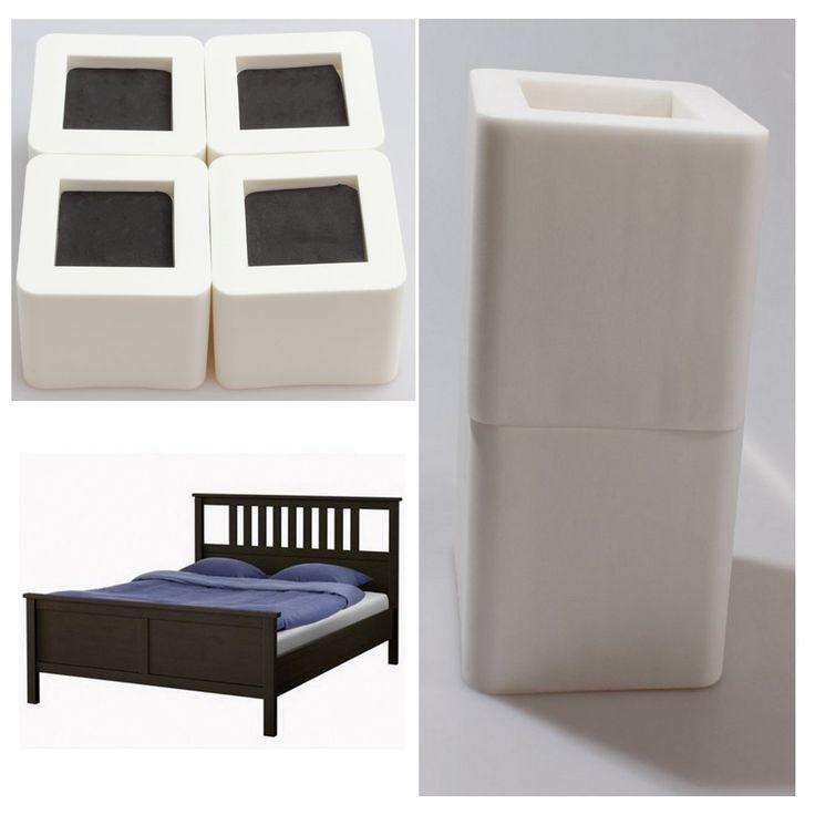 Best Fadyshow Heavy Duty Design Bed Risers Furniture Riser 640 x 480