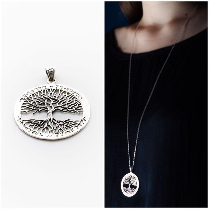 """Pandantiv Arborele Vietii realizat din Argint 925 premium. Creatie handmade. Diametru: 3,5 cm, pret: 120 lei.   http://folconcept.ro/magazin/pandantiv-arborele-vietii/  Arborele Vieții – simbol cu puternice implicații spirituale care exprimă armonia dintre Divin și lumesc, dintre Cer și Pământ, dintre Creator și Creație. Este simbolul care exprimă cel mai bine sintagma """"precum în cer așa și pe pământ""""."""