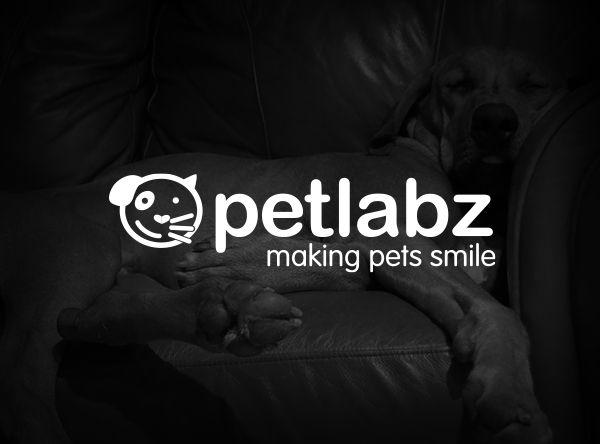 Petlabz Logo #design #logo #axisofevildesign