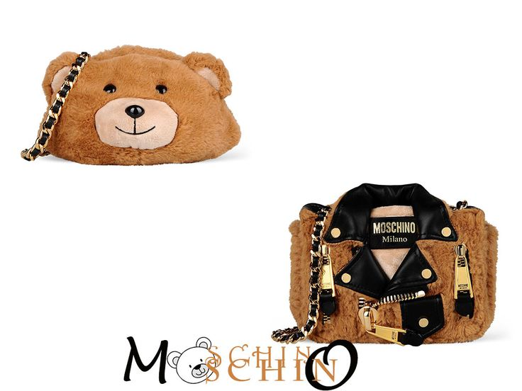 Moschino Bear 2015 Collection - Ikifashion