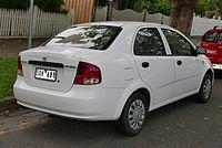 Daewoo kalos SE sedan