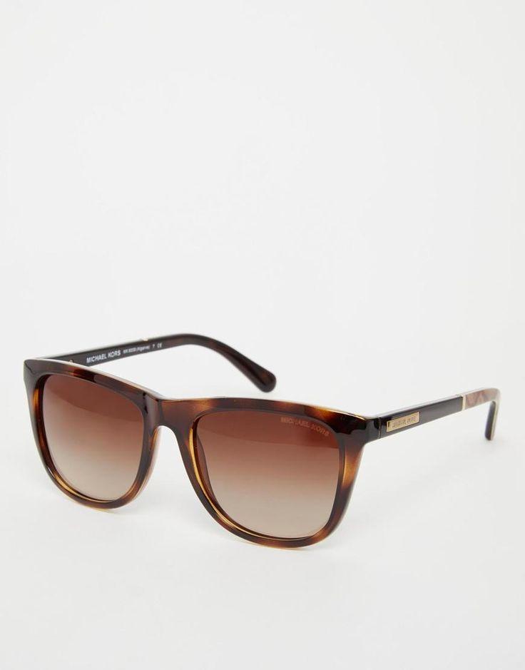 Michael Kors | Michael Kors D Frame Sunglasses at ASOS