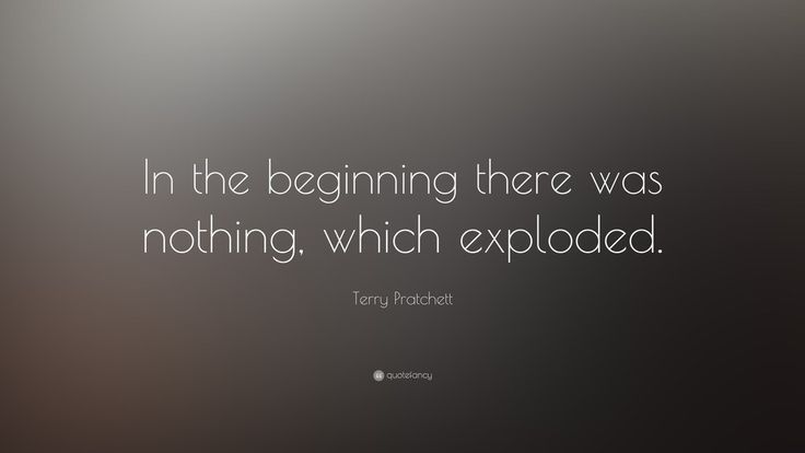 A collection of 4K resolution wallpapers with most memorable Terry Pratchett Quotes.