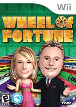 Boxshot: Wheel of Fortune by THQ