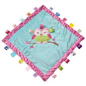 Kids II, Inc - Oodles Owl Cozy Blanket