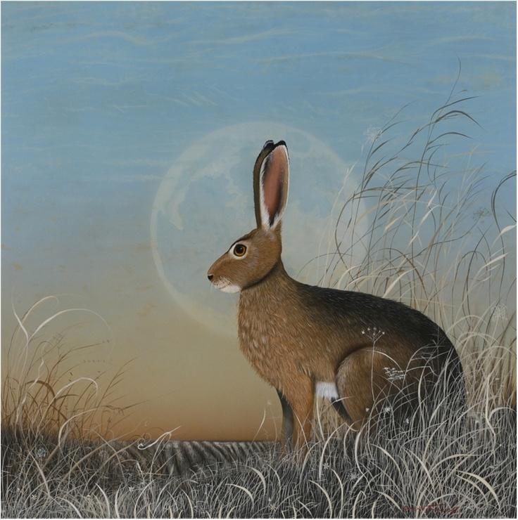 Harvest Moon by Graeme Townsend