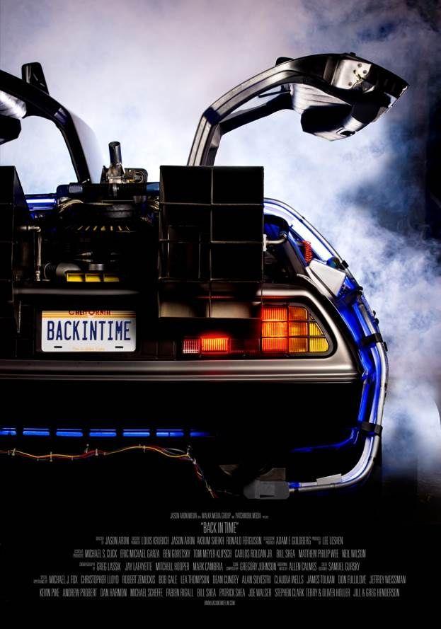 Ritorno al Futuro, il trailer del documentario Back in Time!