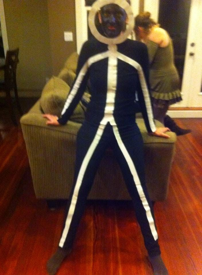 Stick Man Costume
